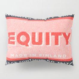 Old Matchbox label #2 Pillow Sham