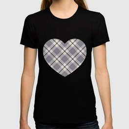 big light weave monochrome T-shirt