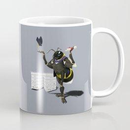 To Bee or Not Too Bee (Colour) Coffee Mug
