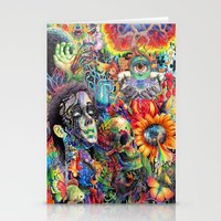 trip Stationery Cards featuring TriP by Kyleee