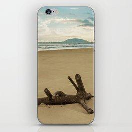 DRYING IN THE SEA iPhone Skin