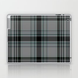 Tartan pattern Laptop & iPad Skin