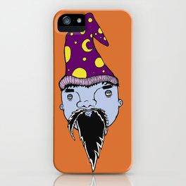 Whizard iPhone Case