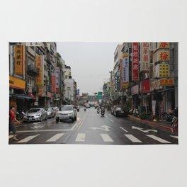 Taipei, Taiwan Rug