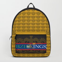 Belize Kings - Graphic Art & Tees for Royalty Backpack