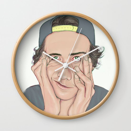 BOY Wall Clock