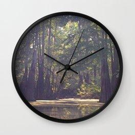 River Peace Wall Clock