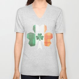 Ireland Unisex V-Neck