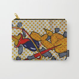 O'Prime Don Quichotte Carry-All Pouch