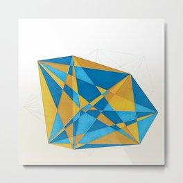 a new geometry Metal Print