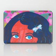 Strawberry Girl iPad Case