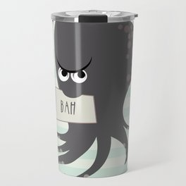 Squid of Contempt Travel Mug