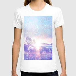Dreaming landscape T-shirt