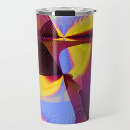 covert symetry Travel Mug
