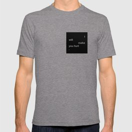 Lyrics 01 T-shirt