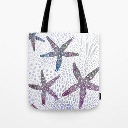 Sea Star Dance Tote Bag