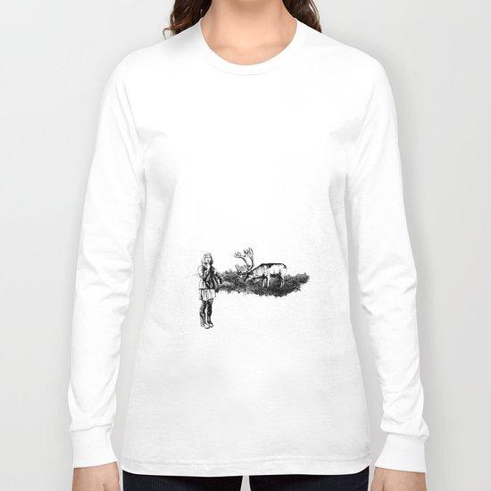caribou Long Sleeve T-shirt