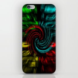 Abstract perfection 47 iPhone Skin