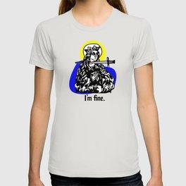 Martyrface T-shirt