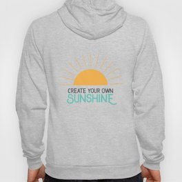 Create Your Own Sunshine Hoody