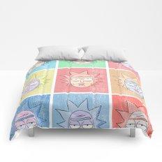 Pop Rick Comforters