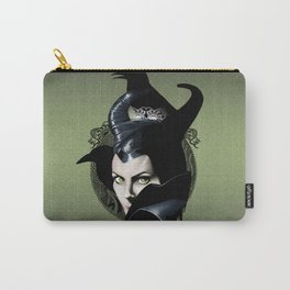 Maleficient and the crows Carry-All Pouch