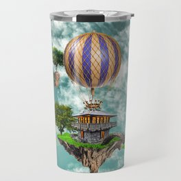 Balloon House Travel Mug