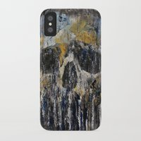 cthulu iPhone & iPod Cases featuring Cthulhu by Michael Creese