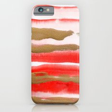 Gold & Apricot iPhone 6s Slim Case