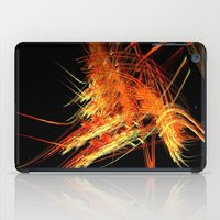 fireworks iPad Cases featuring fireworks by Tanja Riedel