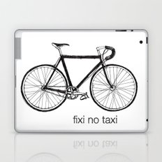 fixi no taxi Laptop & iPad Skin