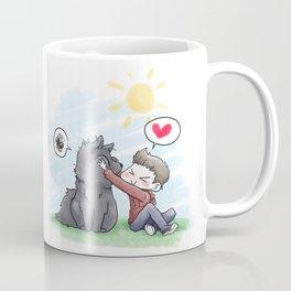 SmushyFace Coffee Mug
