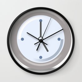 Clock Five Wall Clock