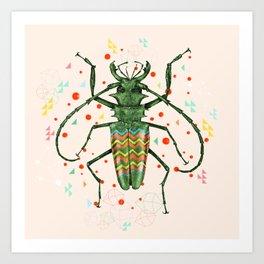 Insect V Art Print