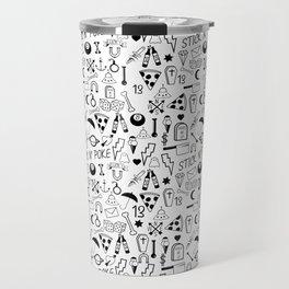 Stick and Poke Tattoo Travel Mug