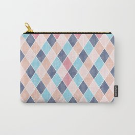 Lovely geometric Pattern VI Carry-All Pouch