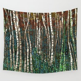 :: Wild in the Woods :: Wall Tapestry