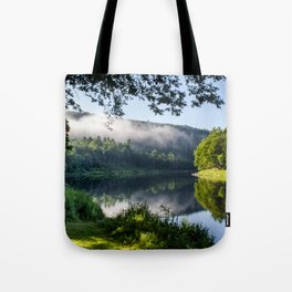 The River's Reflection Tote Bag