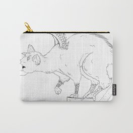 Curious Trico Carry-All Pouch