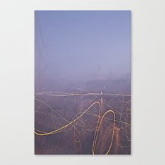 Ghosting Canvas Print