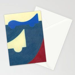 Blue Earth Stationery Cards