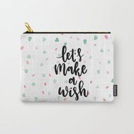 Lets make a wish... Carry-All Pouch