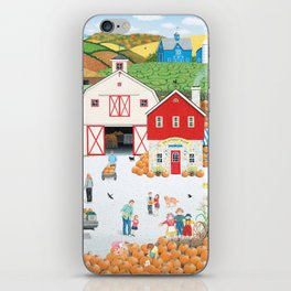 The Harvest Moon iPhone Skin