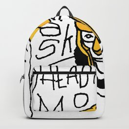 MF Doom Backpack
