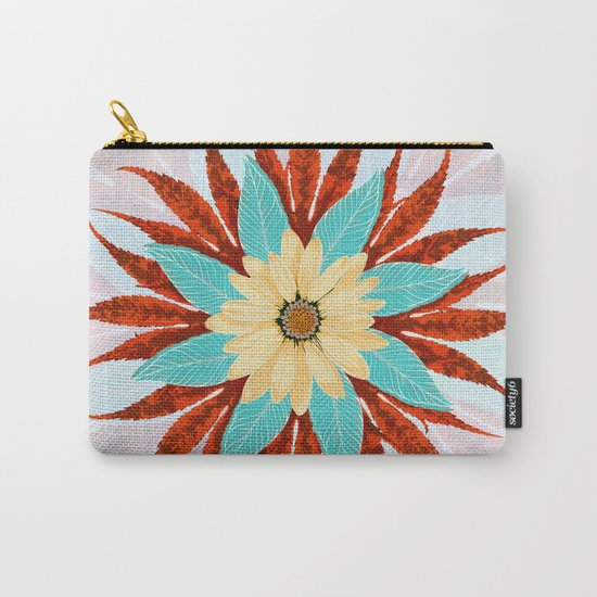 Botany Star Carry-All Pouch