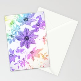 Morning Glory #1 Stationery Cards