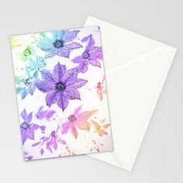 Morning Glory #1 Stationery Cards