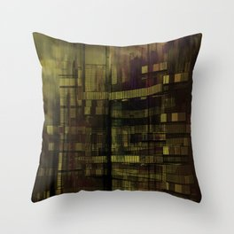 Decadence / 21-09-16 Throw Pillow