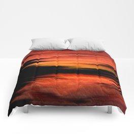 Astratto multicolore Comforters