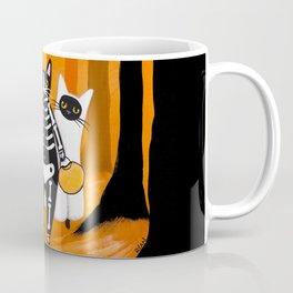 Happy Halloween Cats Coffee Mug